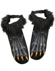 Varulvsfötter för skor