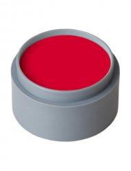 Röd vattenbaserad färg från Grimas® 15 ml