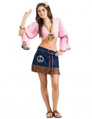 Somrig hippie - Maskeradkläder för vuxna
