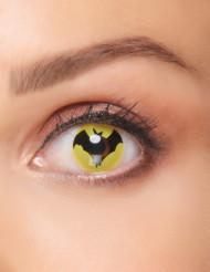 Fladdermuslinser - Halloweensminkning