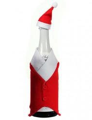 Juldekoration för flaska 24 cm