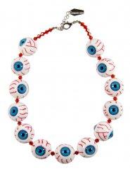 Kreepsville halsband med ögon