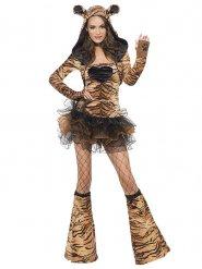 Sexig tiger - Maskeradkläder för vuxna