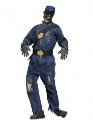 Zombie soldat - Halloween maskeraddräkt