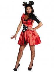 Mimmi Skelett - Halloween kostym för vuxna