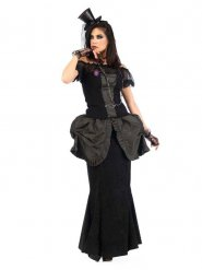 Gotisk Halloweendräkt