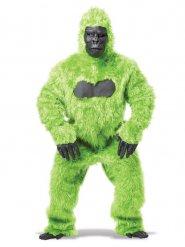 Grön gorlilla - Maskeraddräkt för vuxna