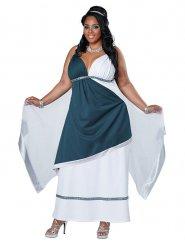 Grekisk gudinna - Klänning för vuxna till maskeraden