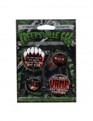 4 Kreepsville Vampyrmärken