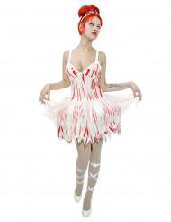Zombieballerina damdräkt