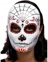 Dia de los Muertos - Mask till Halloween för vuxna