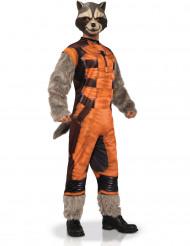 Kostym som Rocket Raccoon™ vuxna - Les Gardiens de la Galaxie™