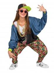 80-tals hiphoppare - Maskeraddräkt för vuxna