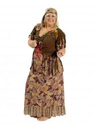 Hippie-Helen 60-talsdräkt