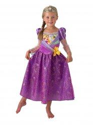 Trassel™ Rapunzel™ barndräkt med tiara