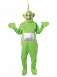 Dipsy™ från Teletubbies™ - Maskeradkläder för vuxna