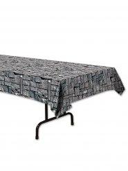 Grå stenbordsduk 137x274 cm