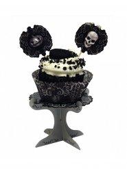 Kakställ till muffinet - Halloween pynt