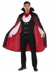 Vampyrmaskeradklädnad i dandystil - Halloween maskeraddräkt