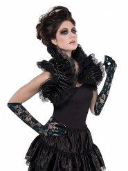 Gotisk bolero med krage - Halloweenkläder för vuxna