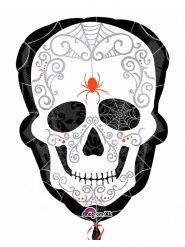 Dia de los muertos ballong 45*61 cm - Halloween pynt