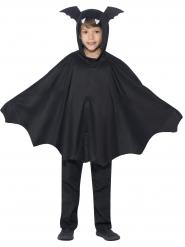 Fladdermusponcho för barn - Halloweenkostym för barn