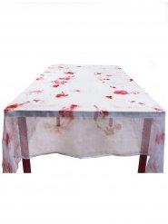 Blodig bordsduk 150*180 cm - Halloween pynt