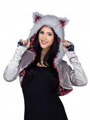 Lilla fräcka vargen - Maskeradkläder för vuxna