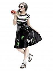 50-tals zombieklänning