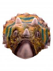 Triceratops - Maskeradmask för vuxna