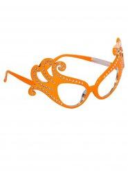 Lyxiga discoglasögon