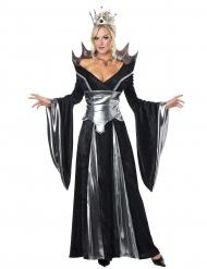 Elak drottning - Halloweenkostym för vuxna