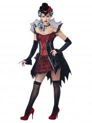 Blodsugande baronessa - Halloweenkostym för vuxna