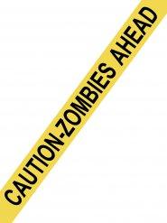 Varing för zombies - Avspärrnignstejp