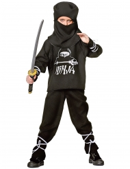 Svarta skuggan - Ninjadräkt för barn