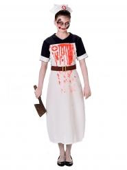 Skräcksköterska - Halloweendräkt för vuxna