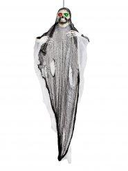 Flygande spöke med lysande ögon - Halloweendekoration