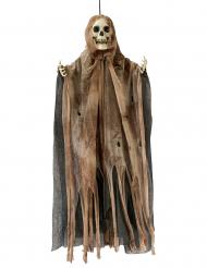 Stor dödskalle dekoration - Halloweenpynt