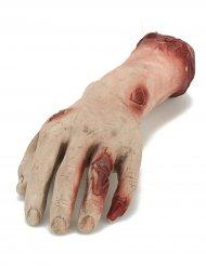 Avhuggen hand - Halloweendekoration