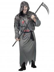 Läskiga liemannen - Halloweenkostym för vuxna
