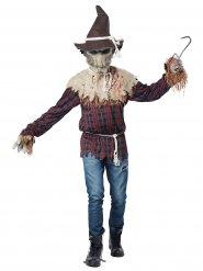 Skräckinjagande frågelskrämma - Halloweenkläder för vuxna