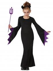 Svart djävul - Halloweenkostym för barn