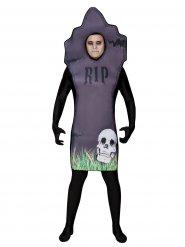 Gravsten - Halloweenkläder för vuxna