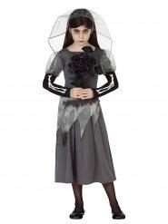 Spöklik brudtärna - Halloweenkostym för barn