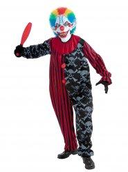 Skräckclown för vuxna - Halloweenkostym