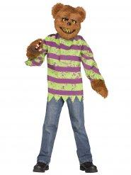 Brun dödarbjörn - Halloween maskeradkläder