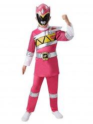 Rosa Power Rangers™ - Lyxig maskeradkläder för barn