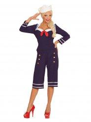 Retro sjöman - Maskeradkläder för vuxna