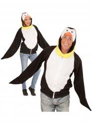 Pingvinhoodie för vuxna till maskeraden