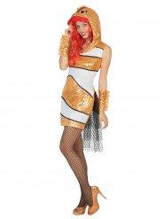 Clownfisk - Maskeradkläder för vuxna